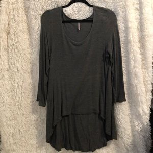 Tops - High to Low Tunic